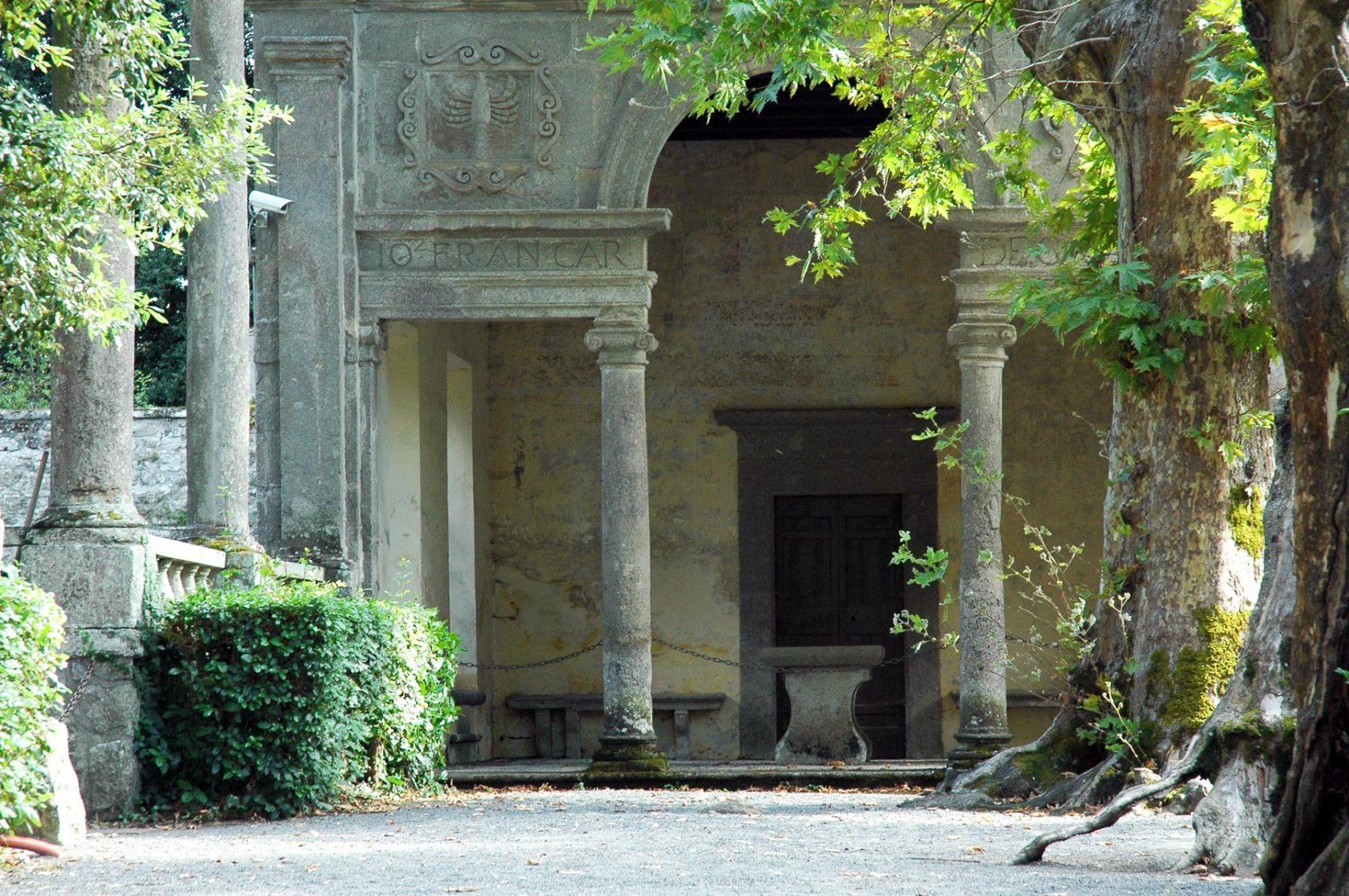 Villa Lante, Lazio